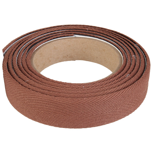 Newbaum's Padded Cloth Bar Tape, Brown - Each