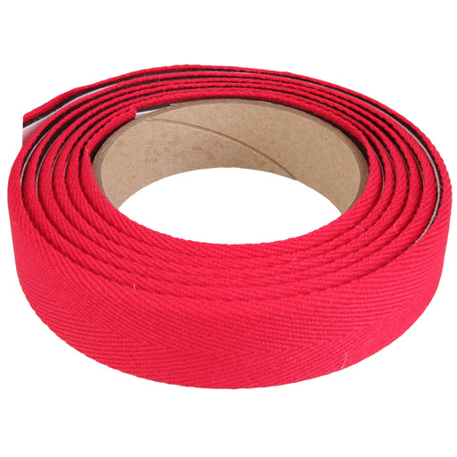Newbaum's Padded Cloth Bar Tape, Bright Red - Each