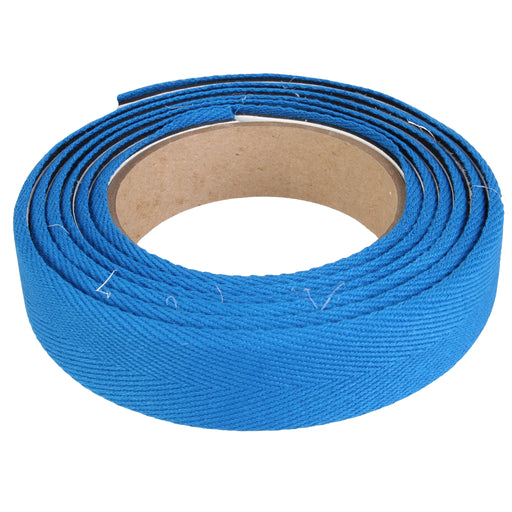 Newbaum's Padded Cloth Bar Tape, Bright Blue - Each