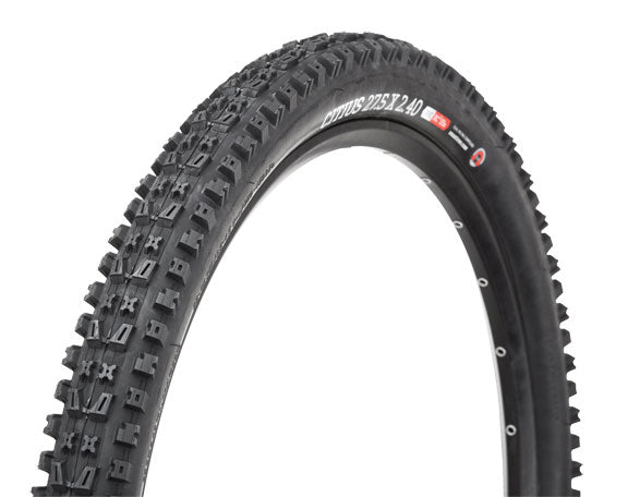 "Onza Citius K tire, 27.5"" (650b) x 2.4"" - black"