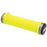 ODI Troy Lee Lock-On Grips Bright Yellow with Gray Clamps
