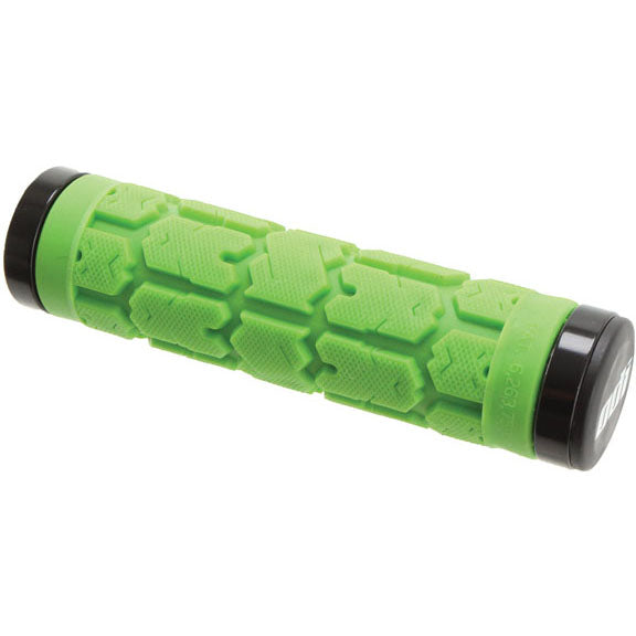 ODI Rogue Lock-On Grips Lime Green