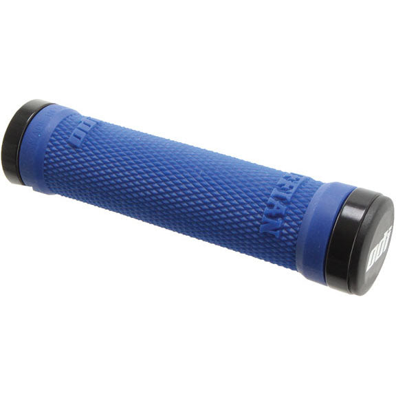 ODI Ruffian MTB Lock On Grips 130mm Bright Blue
