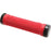 ODI Ruffian MTB Lock On Grips 130mm Bright Red