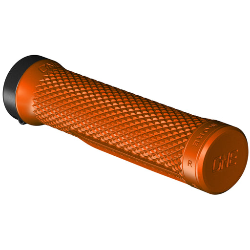 OneUp Components Lock-On Grips, Orange
