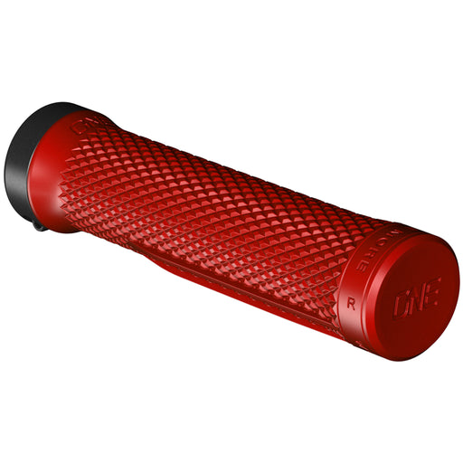OneUp Components Lock-On Grips, Red