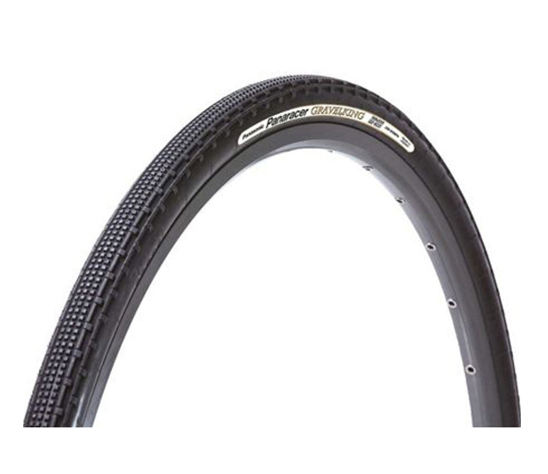 Panaracer GravelKing SK Tire 700x38 Folding Bead Black Sidewall