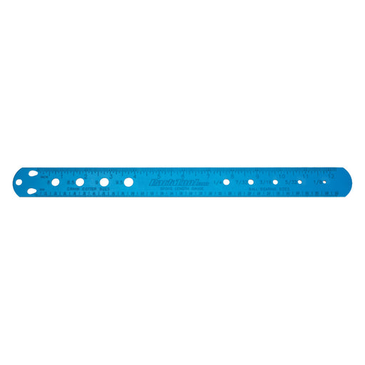 Park Tool SBC-1 Spoke ruler Cotter and Ball Bearing Gauge