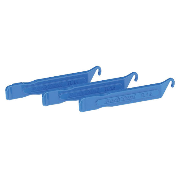 Park Tool TL-1.2 Tire Lever Set of 3 for Tire/Tube Installation
