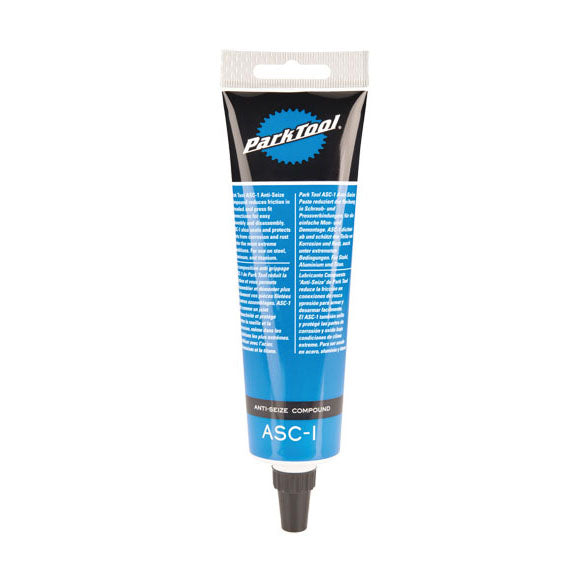 Park Tool Anti-Seize 4oz Compound for Bicycle Assembly and Bike Service ASC-1