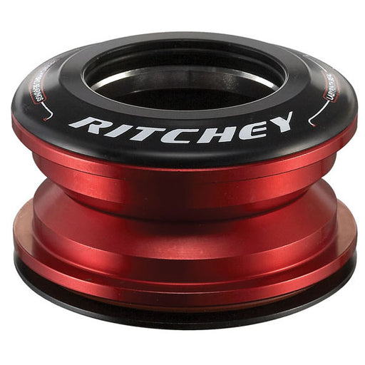 Ritchey AWI Superlogic Headset, Press-In ZS44/28.6 Blk/Rd