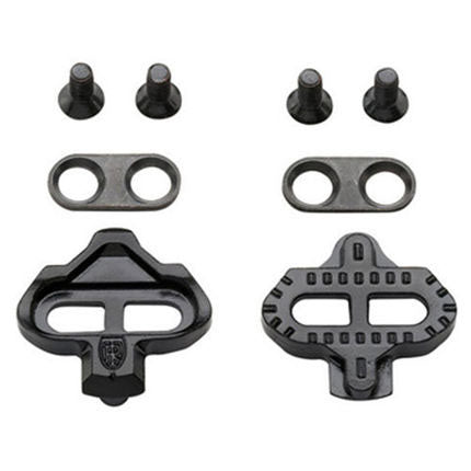 Ritchey Micro Road cleats, black (5 degree) pair