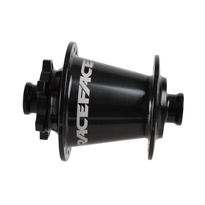 Race Face Vault front hub, 15x100, 32h - black