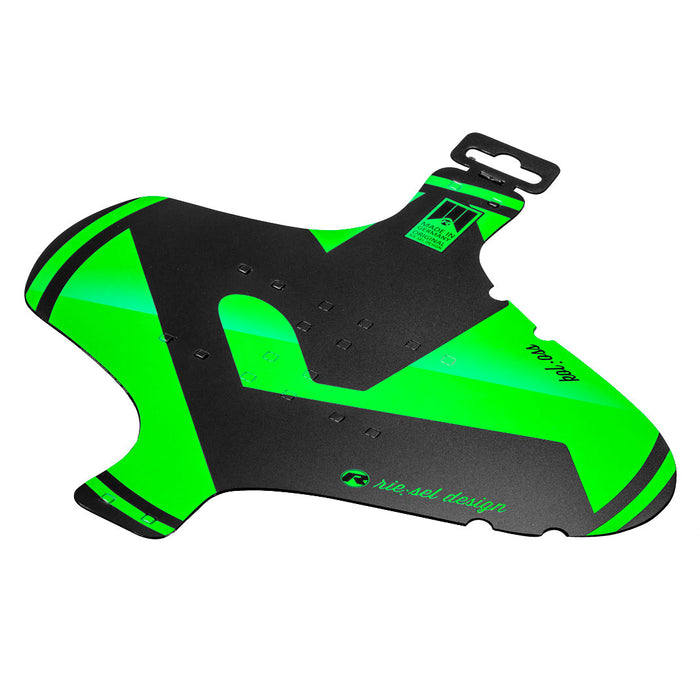 Rie:sel Design Plus (+) Sized Front Fender, Green