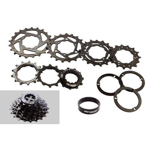 Reverse Black One 7sp DH Cassette, 11-21t