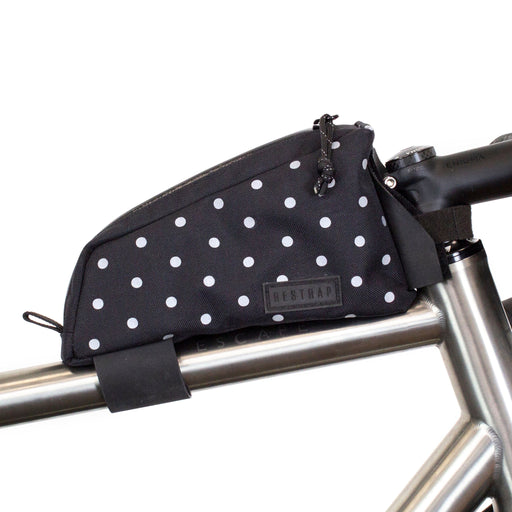 Restrap Toptube Bag, Polka Limited