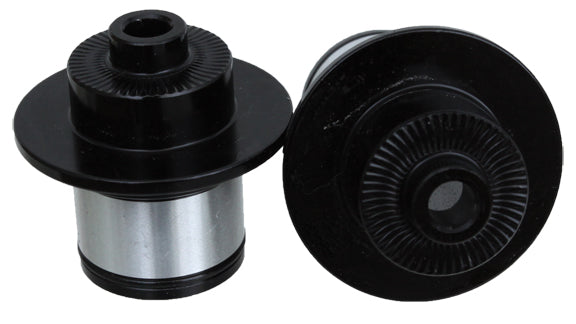 SunRingle SRD/Pro end cap kit, front - 9x100mm Q/R - black