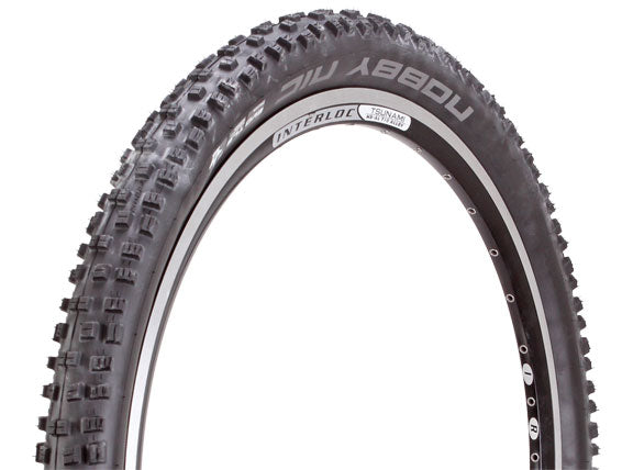 "Schwalbe Nobby Nic TLE K tire, 650b x 2.25"" A-spgrip"