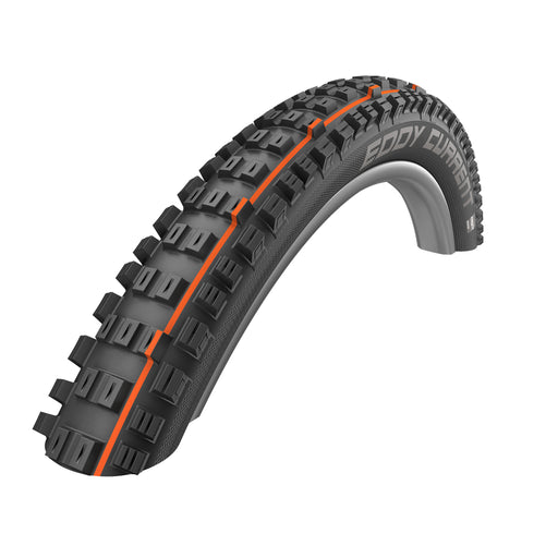 "Schwalbe Eddy Current Front Super-G TLE, 27.5x2.8"" A-Soft"