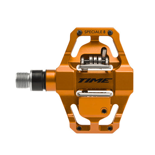 Time Sport Speciale 8 ATAC Pedals, Orange