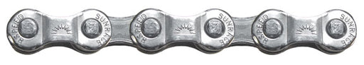 Sunrace CNM84 Shift Chain, 8sp - Silver