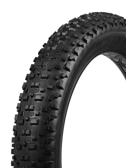 Vee Tire Co. Snowshoe XL Studless Fat Bike Tire: 26 x 4.8 120tpi Folding Bead