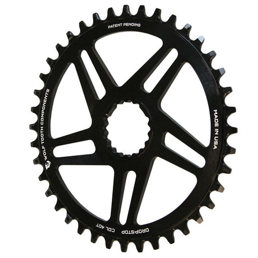 Wolf Tooth Components Cannondale CX Direct Mount ring, 40T - black