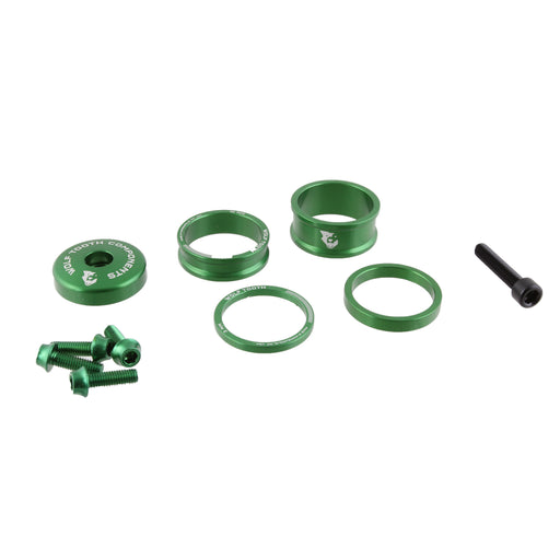 Wolf Tooth Components Anodized Bling Kit - Green