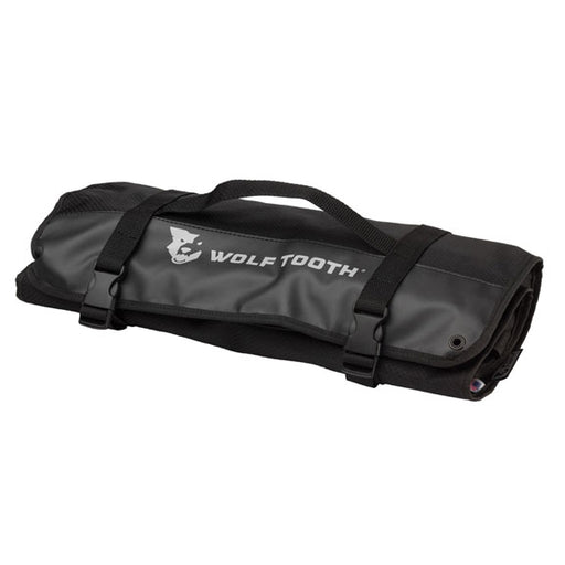 Wolf Tooth Components Travel tool wrap, black
