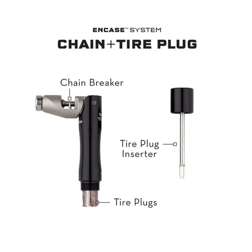 Wolf Tooth Components Encase Chainbreak + Tire Plug Tool