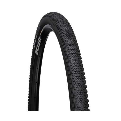 WTB Riddler TCS Light Fast Rolling Tire: 700 x 37 Folding Bead Black