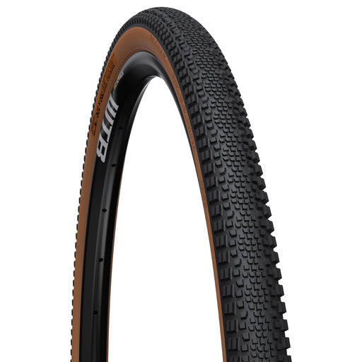 WTB Riddler TCS Light Fast Rolling Tire, 700c x 37mm tan
