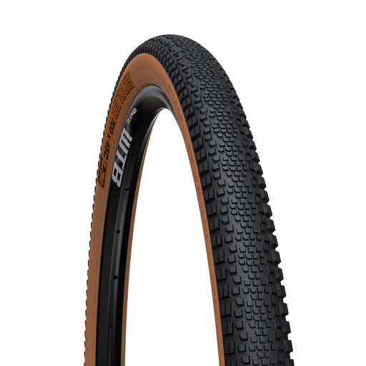 WTB Riddler TCS Light Fast Rolling Tire, 700c x 45mm tan