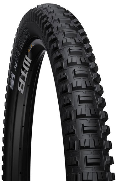 WTB Convict TCS Tough High Grip Tire: 27.5 x 2.5 Folding Bead Black