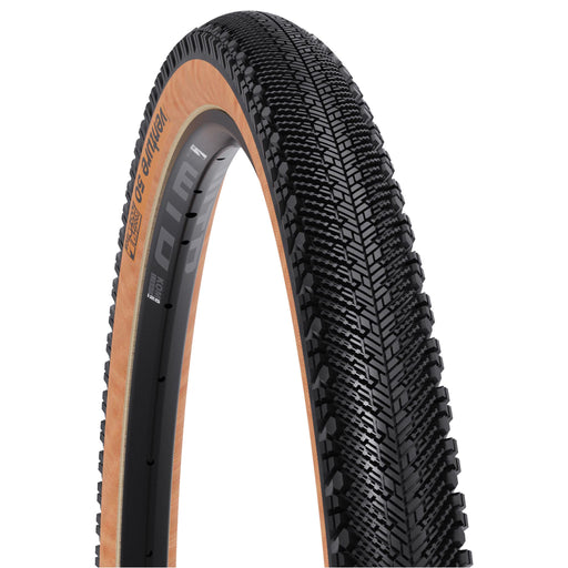 WTB Venture Road TCS Tire, 700c x 50mm tanwall