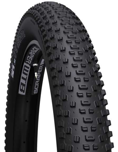 WTB Ranger TCS Light Fast Rolling Tire: 27.5+ x 2.8 Folding Bead Black