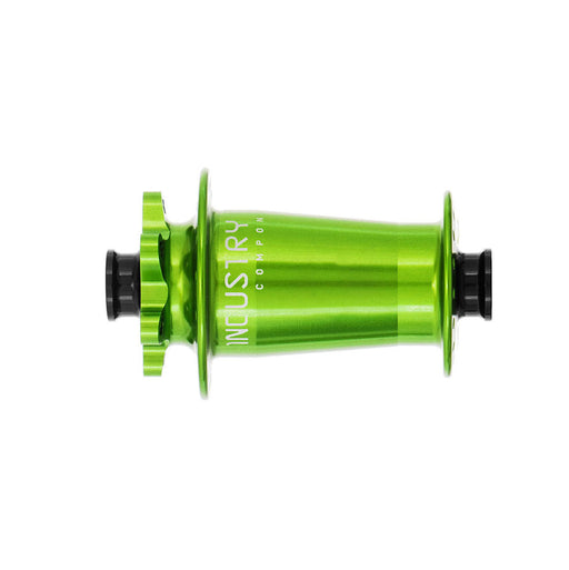 Industry Nine Hydra F TA Hub, 15x110 32h - Lime