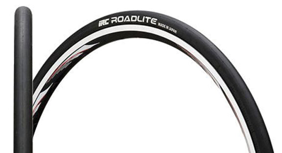 IRC Roadlite Tubeless tire, 700 x 25c - black