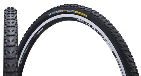 IRC Serac CX Mud Tubeless tire, 700 x 32c - black