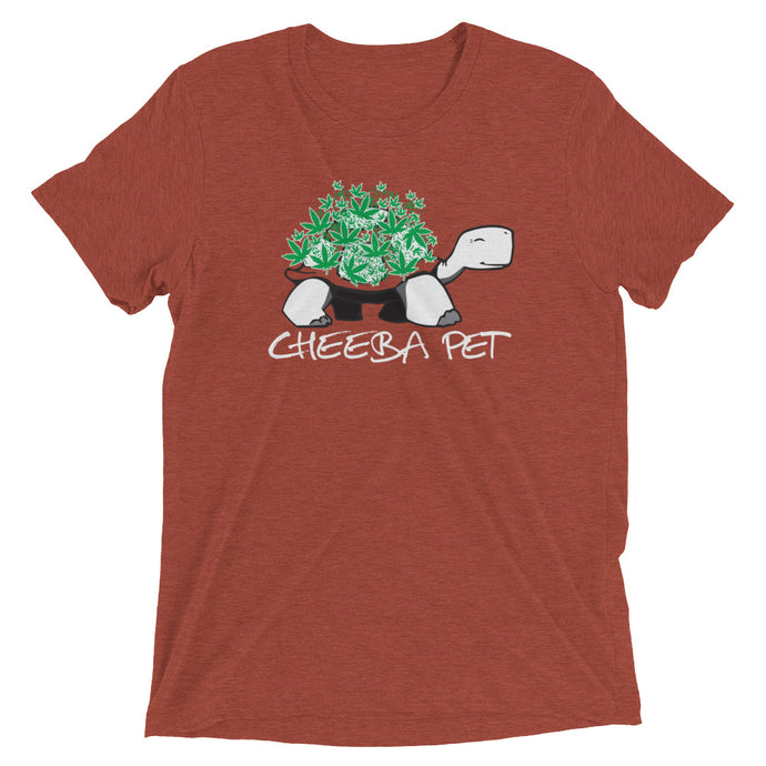 Unisex Cheeba Pet Short Sleeve Tee