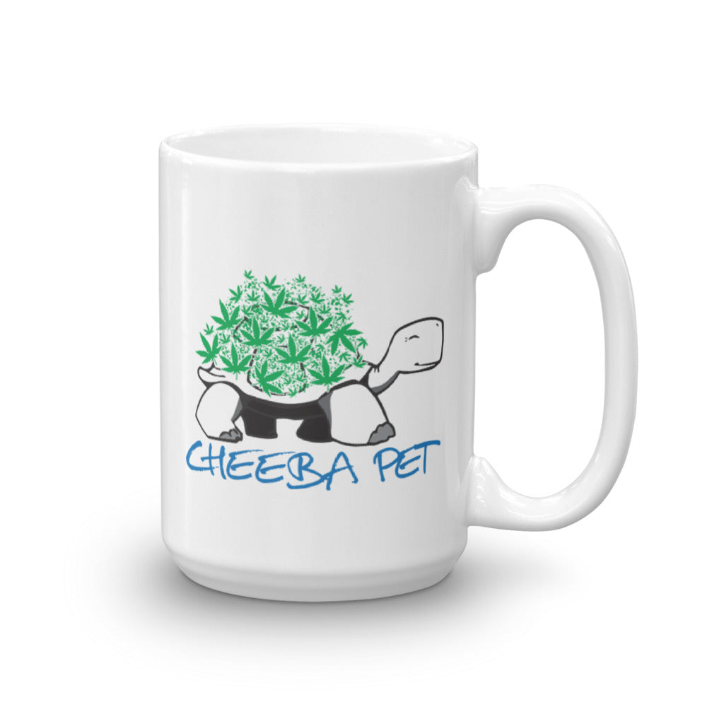 Cheeba Pet 15 oz Mug