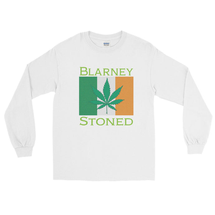 Blarney Stoned Long Sleeve T-Shirt