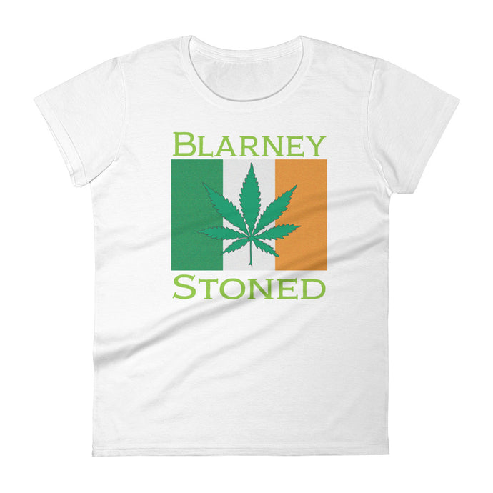 Women's Blarney Stoned short sleeve t-shirt