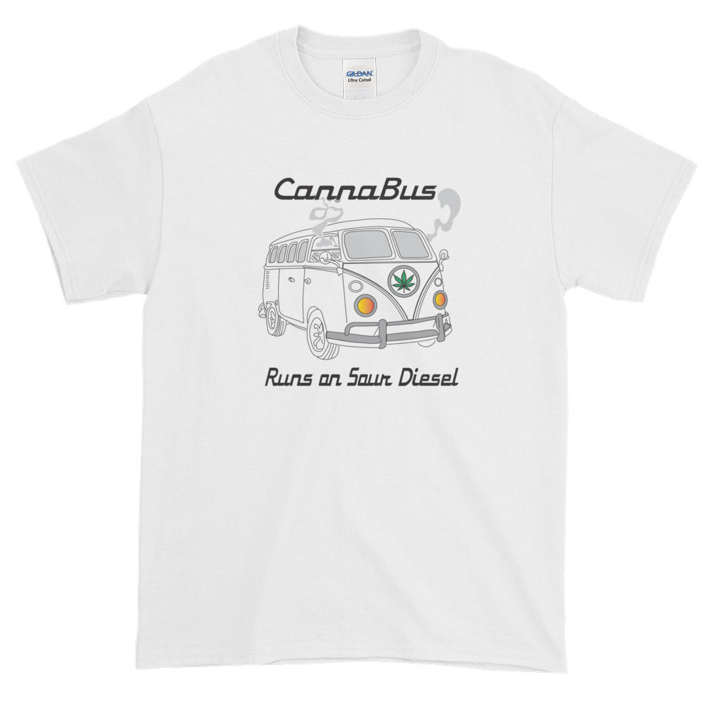 Cannabus Short Sleeve T-Shirt