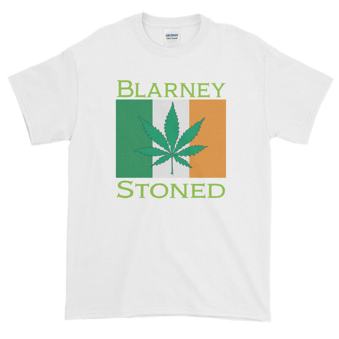 Blarney Stoned Short-Sleeve T-Shirt