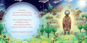 WE ARE CIRCLE PEOPLE Helping children find connection and belonging in the modern day village.(NEW)