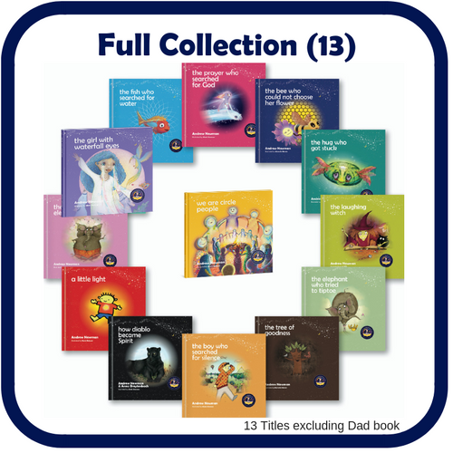 The Complete Series 13 book Gift Pack (EXCLUDING DAD)