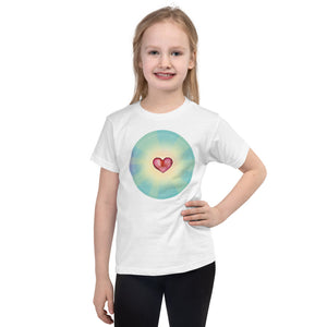 Joyful Heart: Short sleeve kids t-shirt