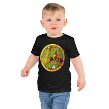Load image into Gallery viewer, Nature Blessing: Short sleeve kids t-shirt