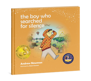 3-book bundle: The Elephant Who Tried to Tiptoe + The Boy Who Searched for Silence + How Diablo Became Spirit